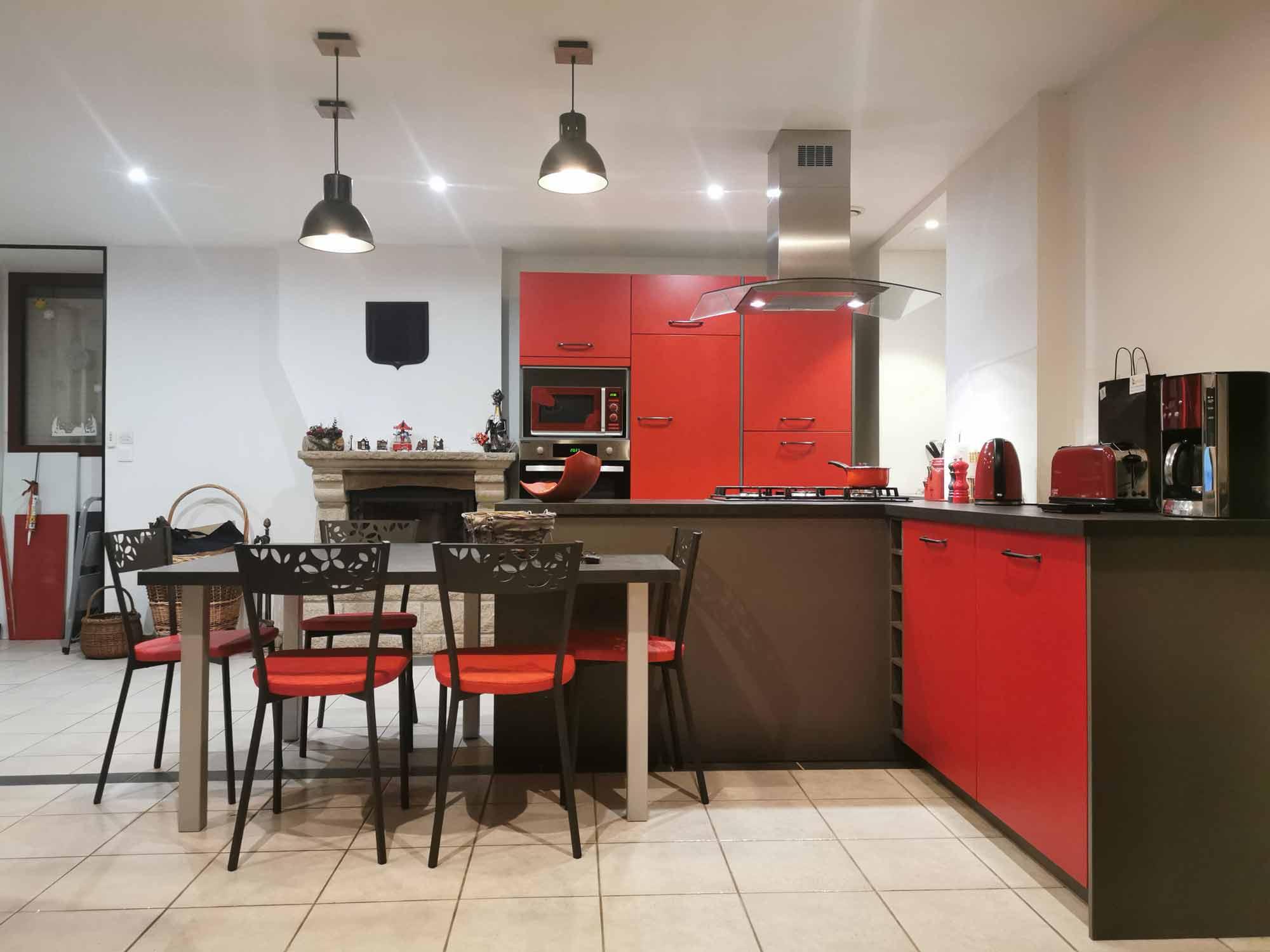 Décoration cuisine moderne rénovation Concept Deko